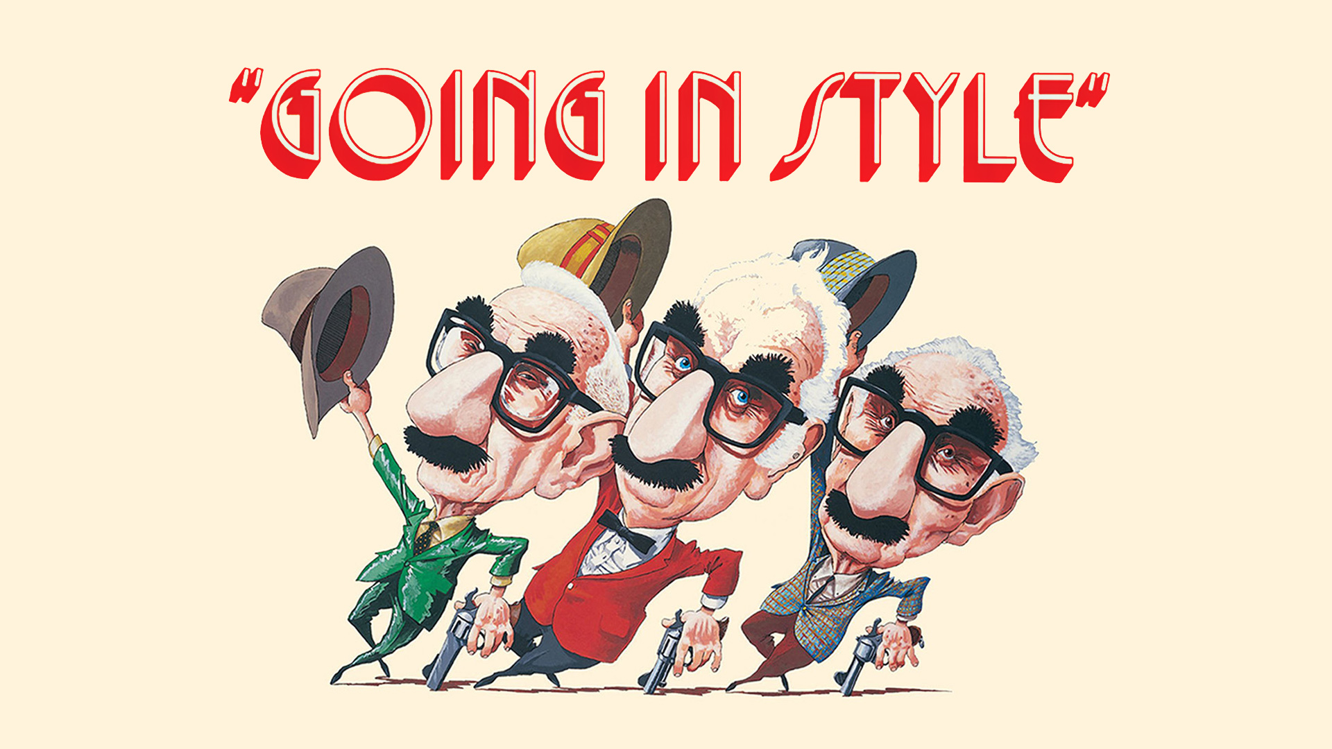 Going in Style (1979)