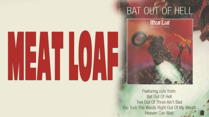 Meat Loaf: Bat Out of Hell (Classic Albums)