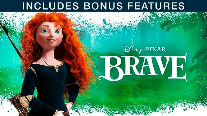 Brave (Plus Bonus Content)
