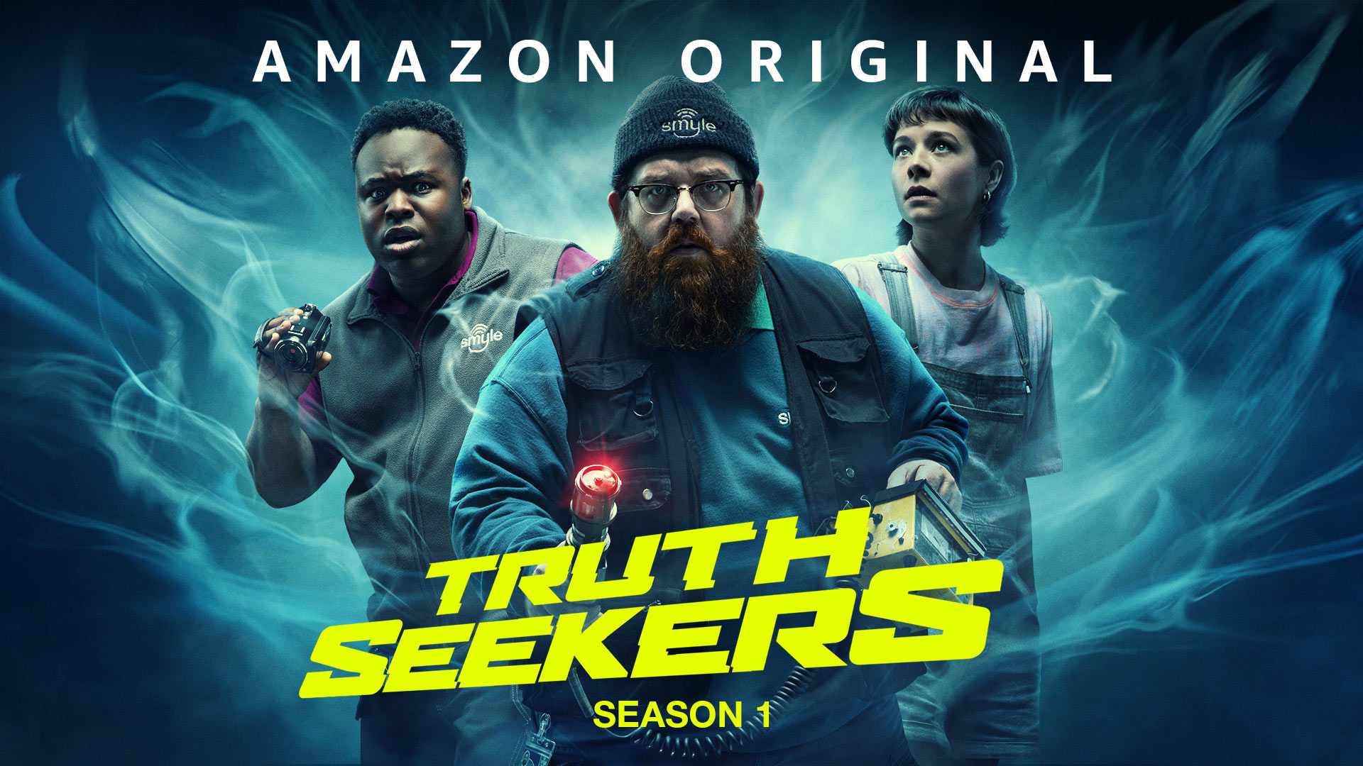 Truth Seekers - Season 1