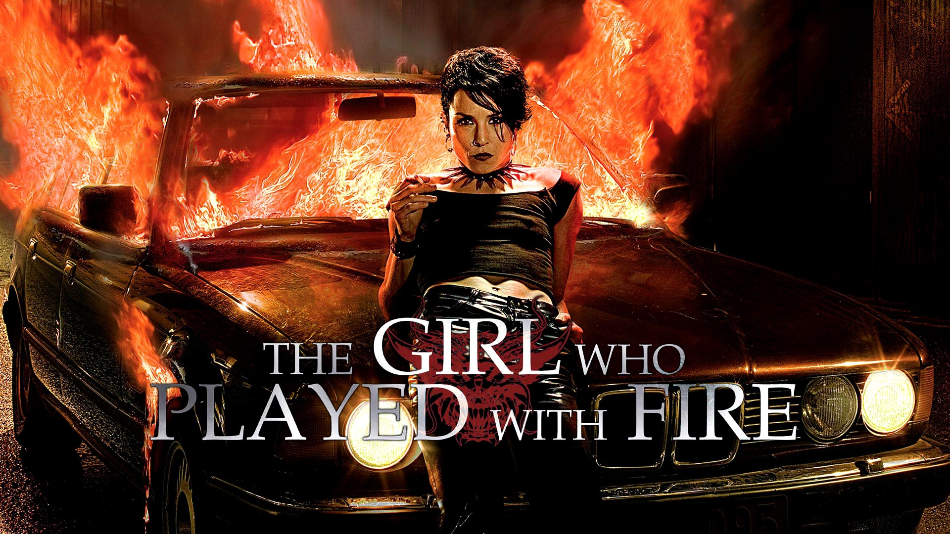 The Girl Who Played With Fire (English Subtitled)