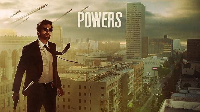 Powers Season 1