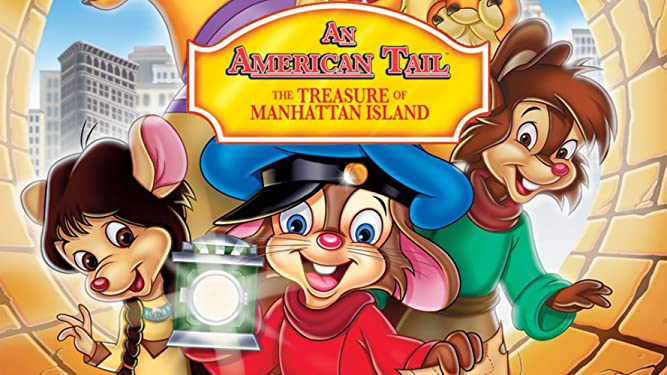 _DUPE_An American Tail: The Treasure of Manhattan Island