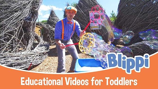 Blippi - Educational Videos for Toddlers