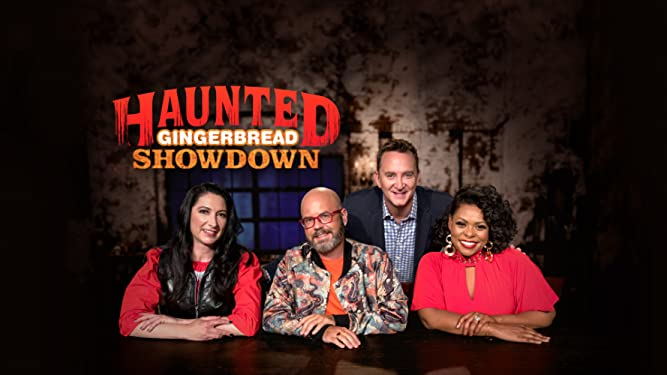 Haunted Gingerbread Showdown - Season 2