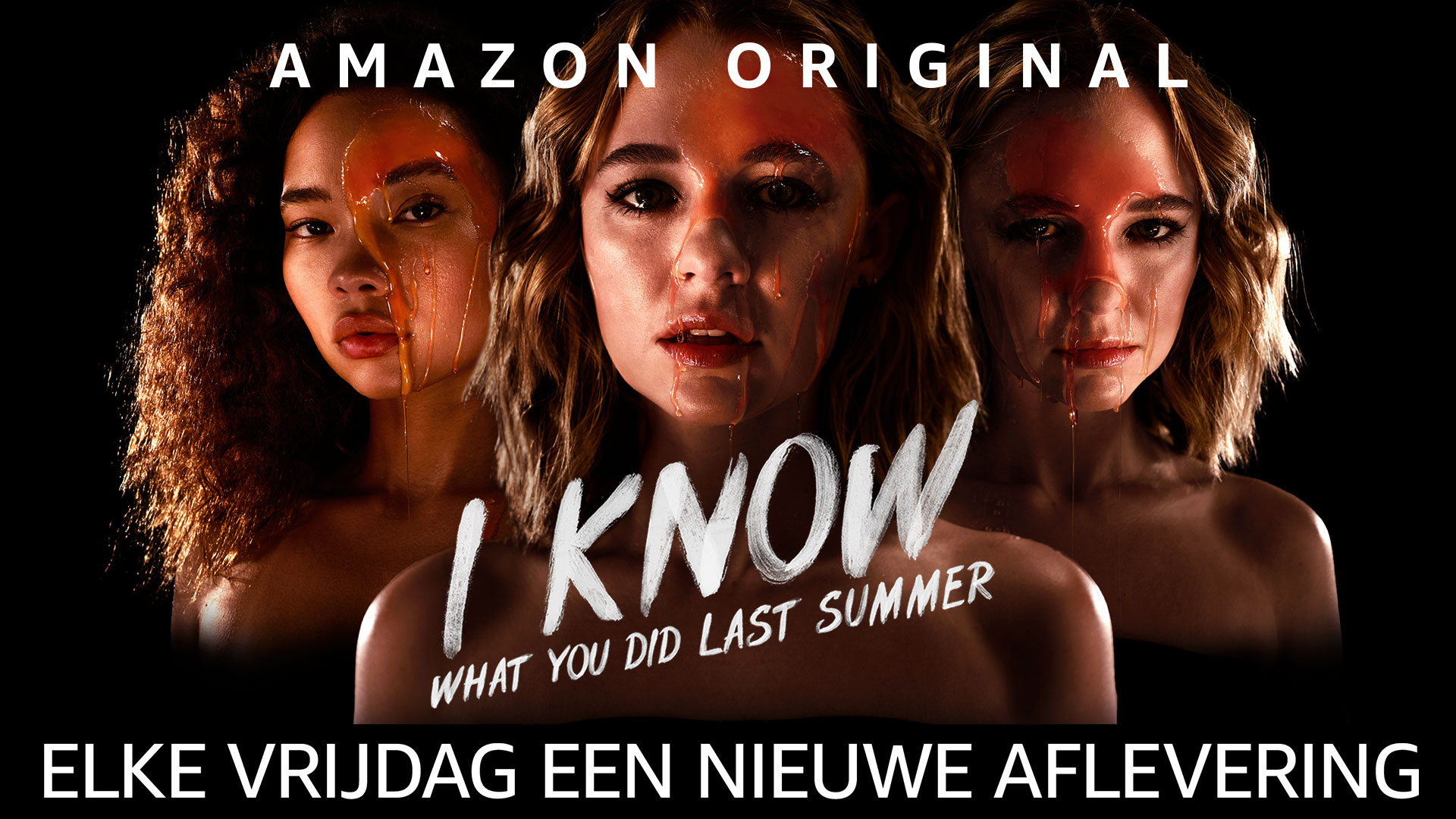 I Know What You Did Last Summer - Seizoen 1