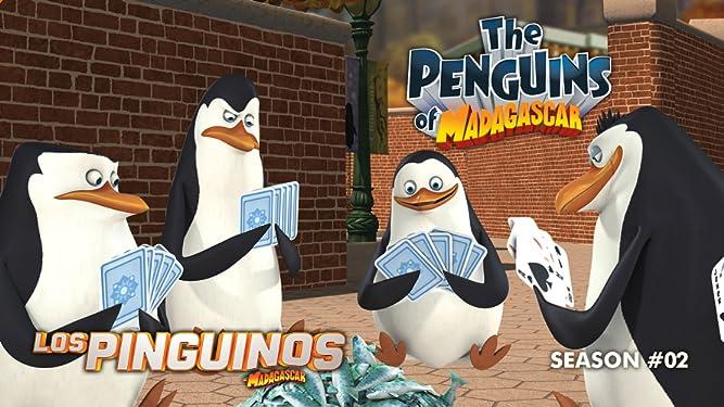 Prime Video Los Pingüinos De Madagascar Temporada 1