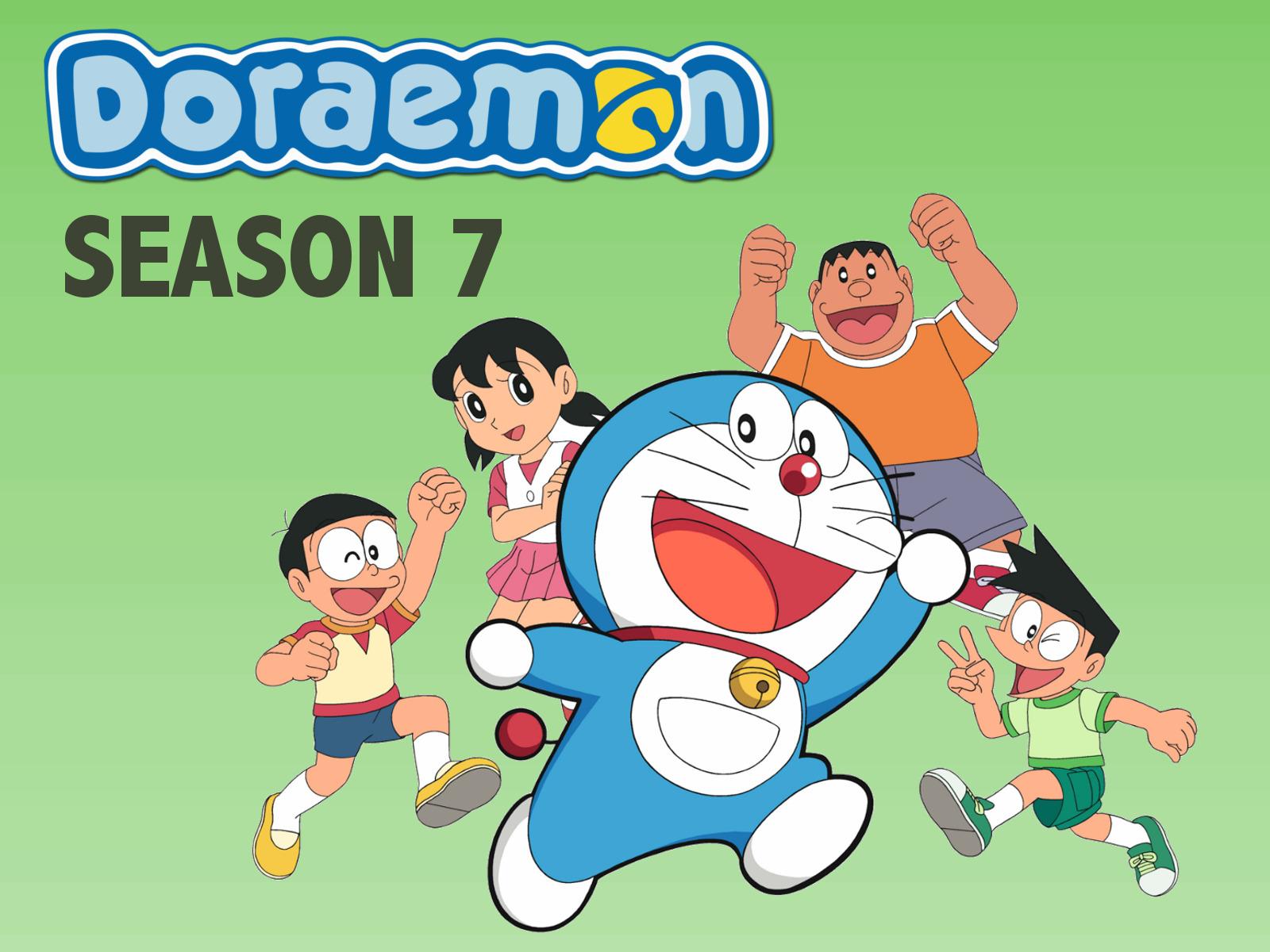 Prime Video Doraemon Season 7