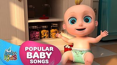 Popular Baby Songs - LooLoo Kids