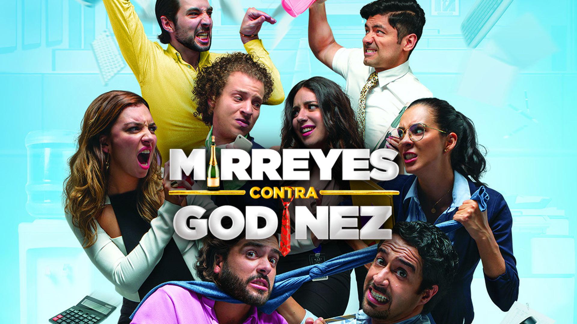 Mirreyes vs. Godinez