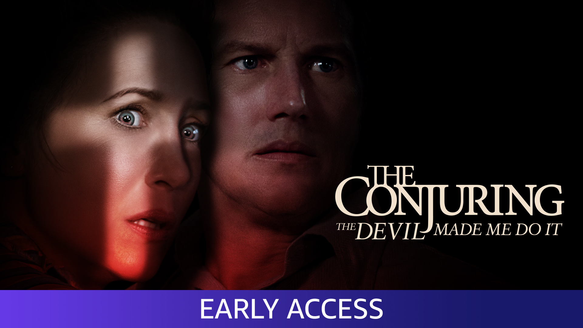 The Conjuring: The Devil Made Me Do It (2021) (4K UHD)