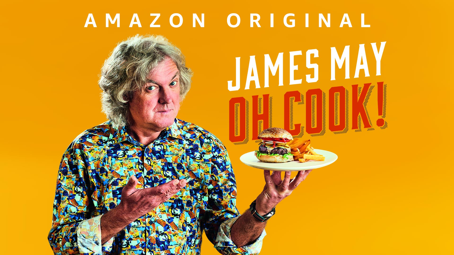 James May: Oh Cook! - Stagione 1