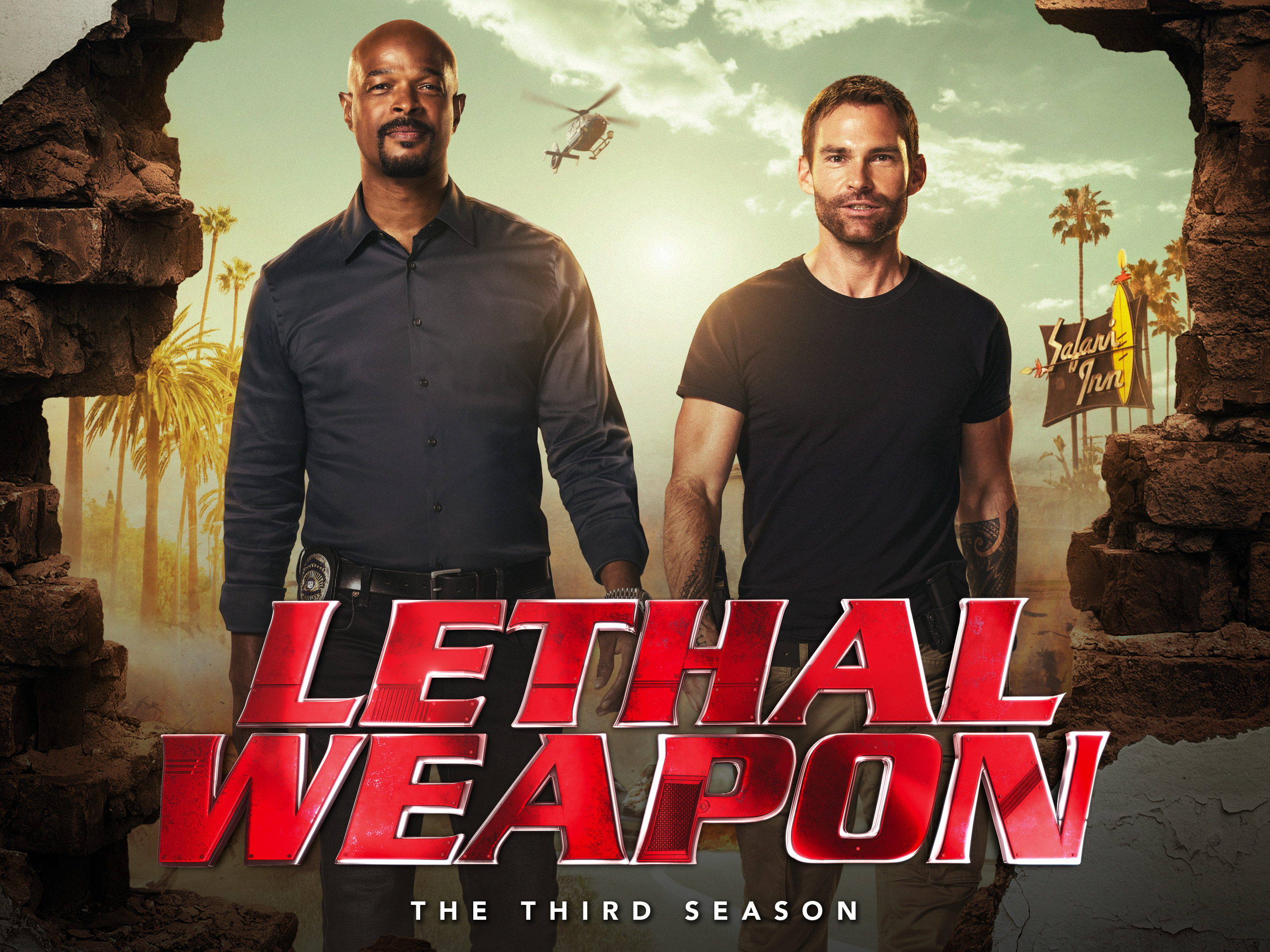 Lethal Weapon Staffel 2 Amazon Prime