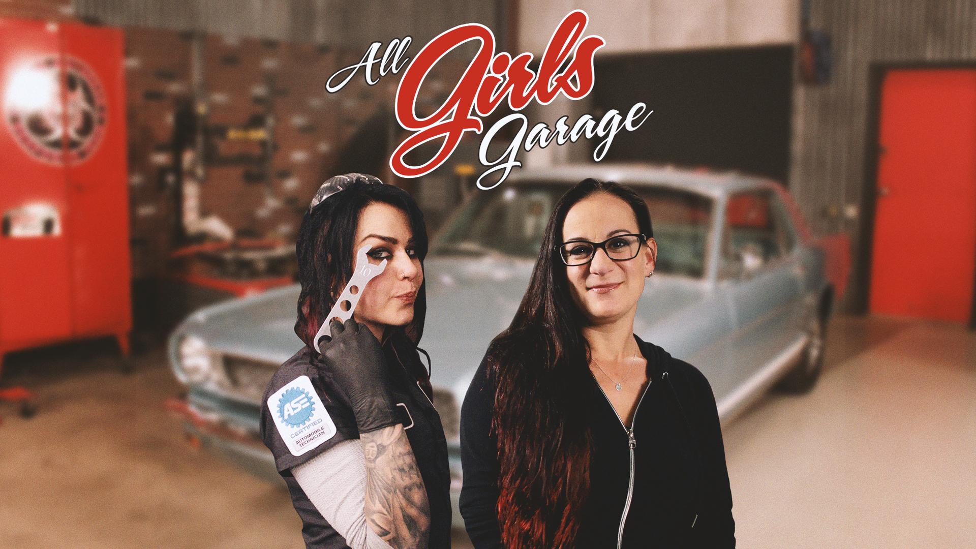 All Girls Garage Season 1