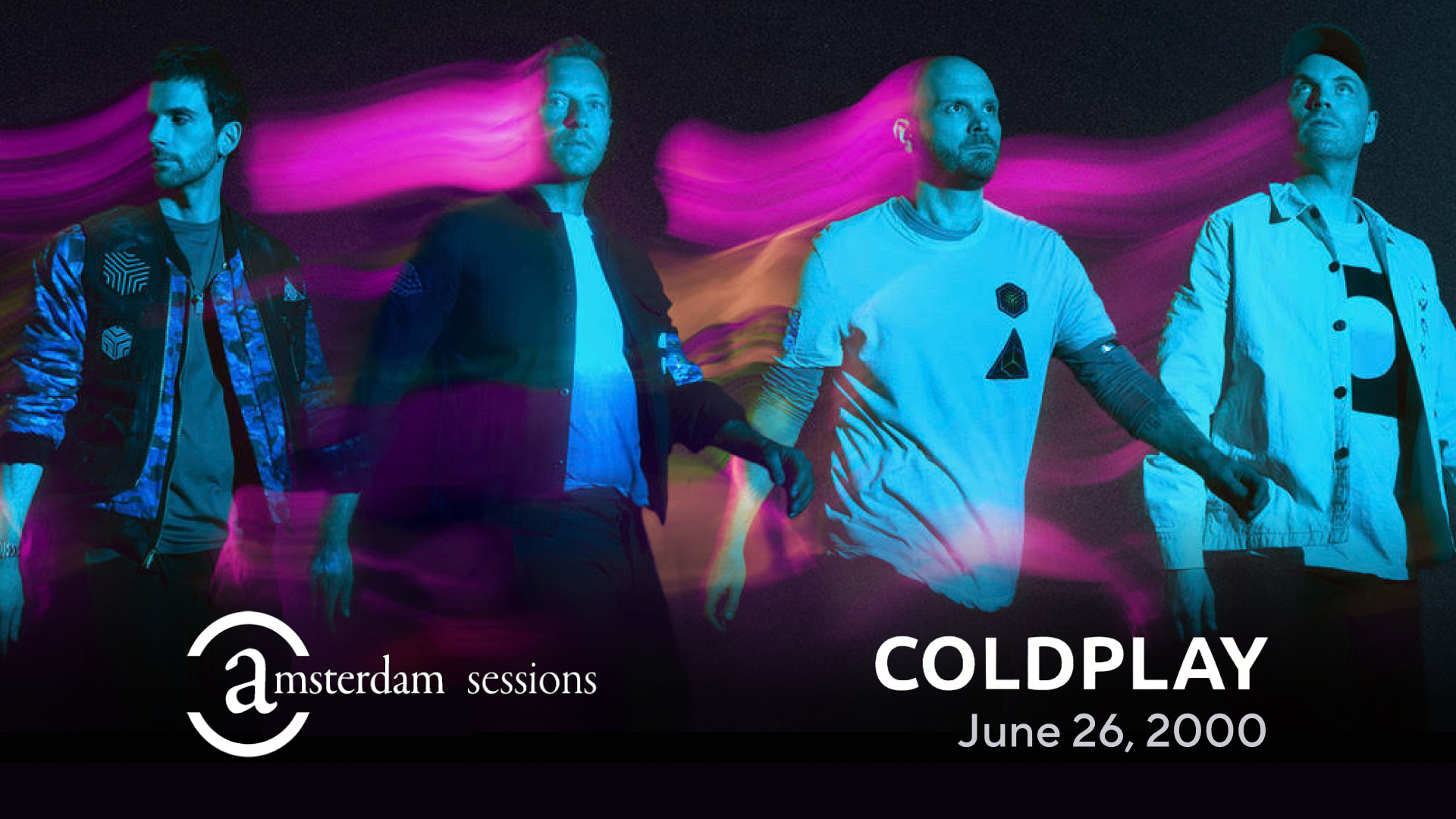 Coldplay: Amsterdam Sessions 2000