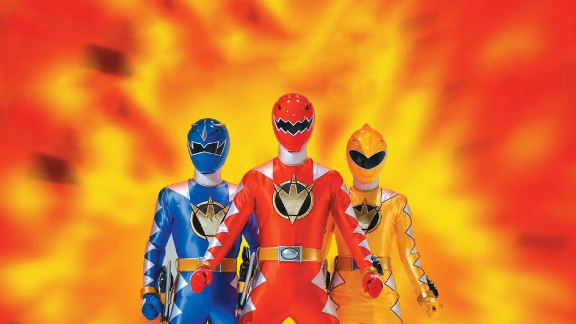 Power Rangers Dino Thunder Season 1