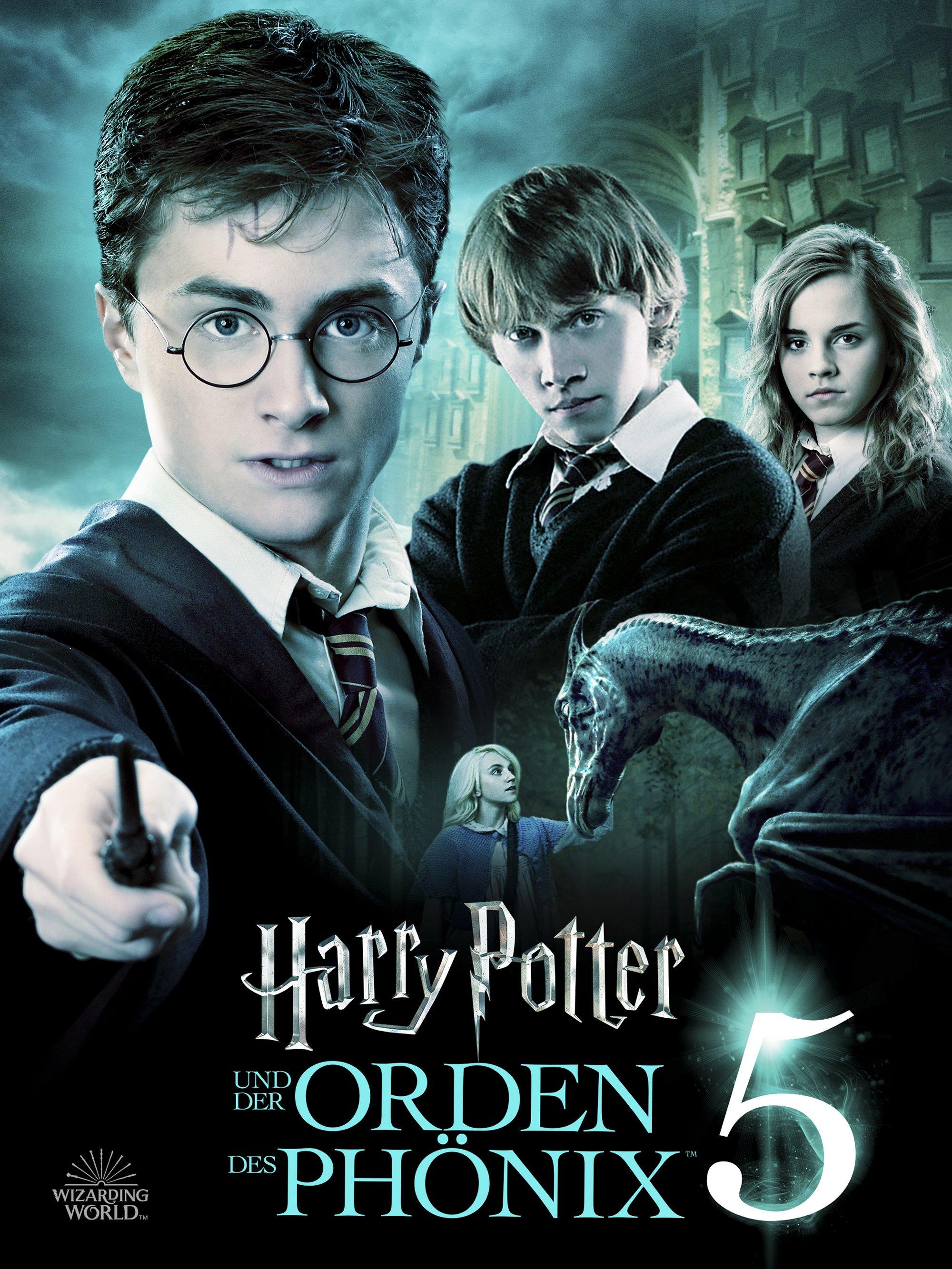 Prime Video Harry Potter Und Der Orden Des Phonix Dt Ov
