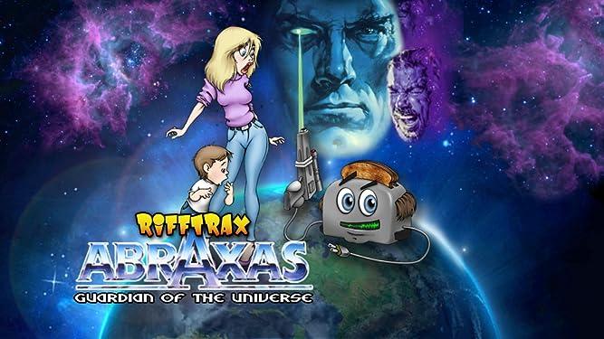 RiffTrax: Abraxas, Guardian of the Universe