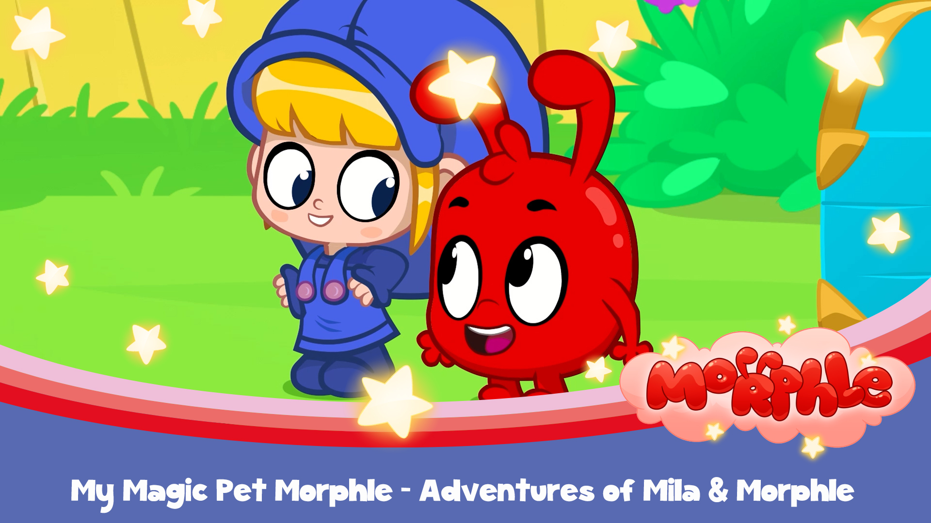 My Magic Pet Morphle - Adventures of Mila & Morphle