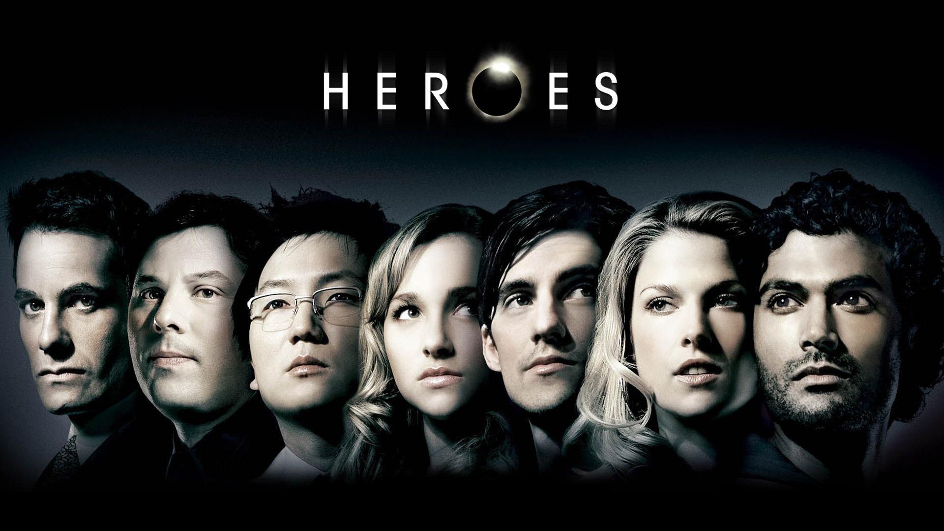 Heroes Volume 1