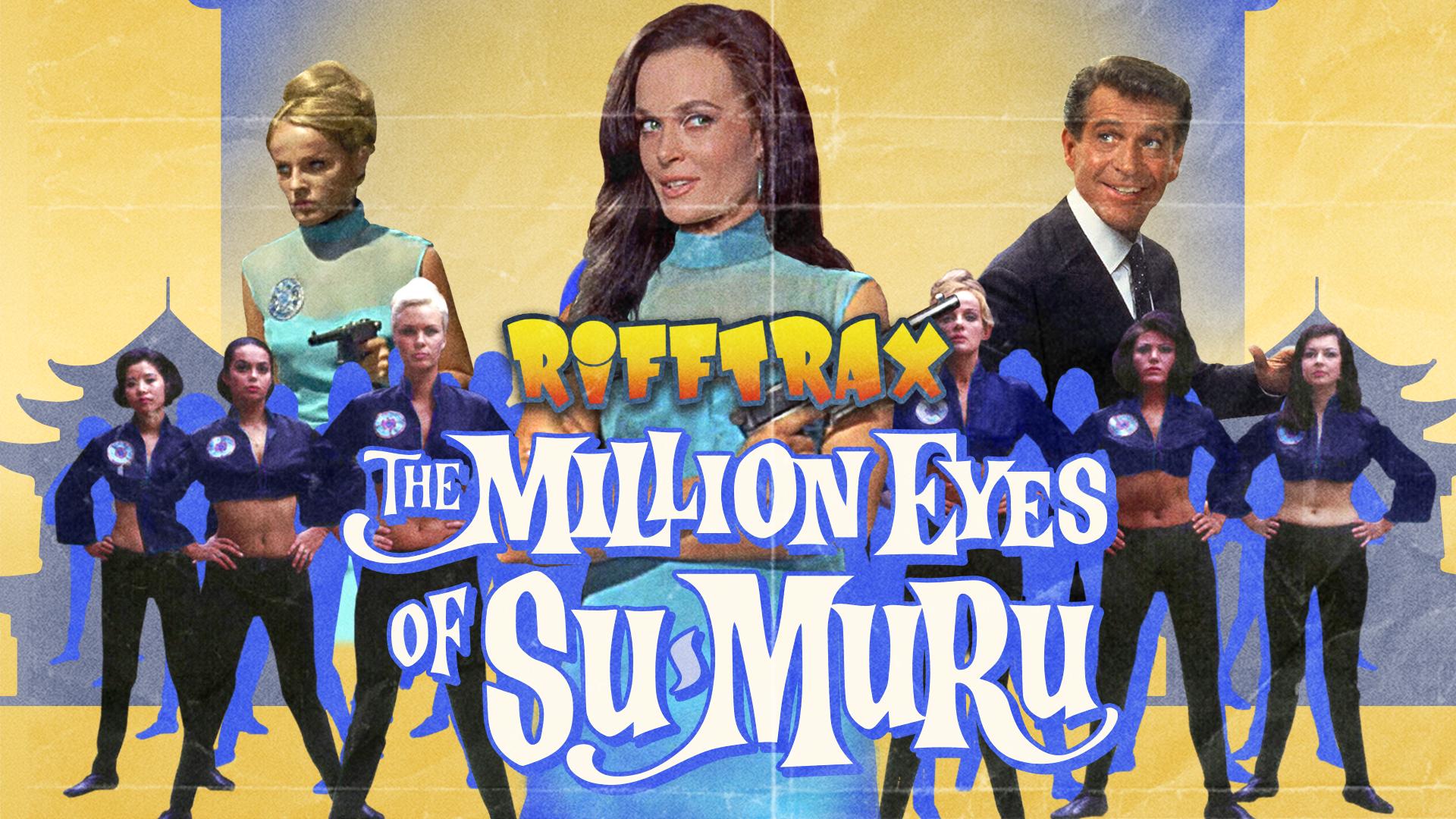 RiffTrax: The Million Eyes of Sumuru