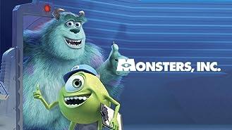 Monsters, Inc. (4K UHD)