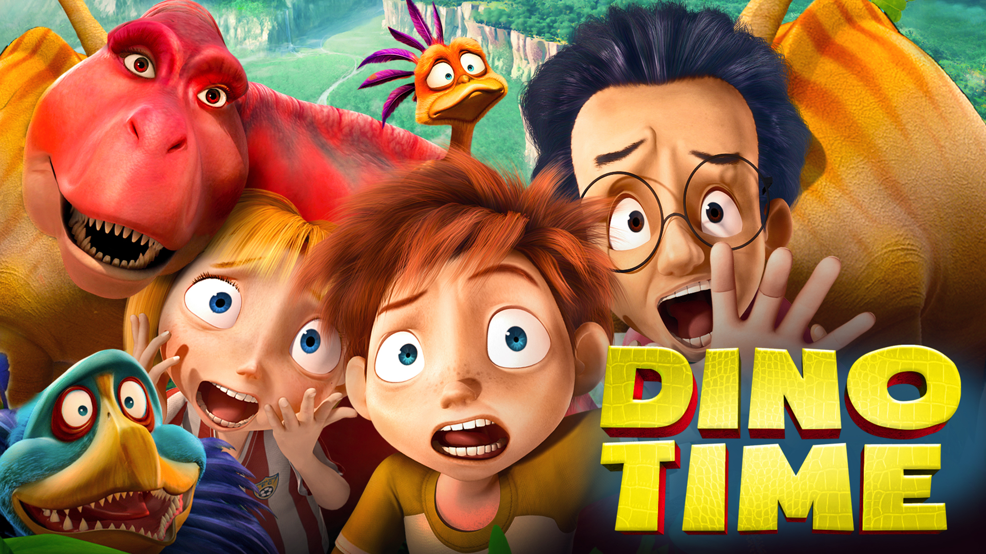 Dino Time on Amazon Prime Video UK