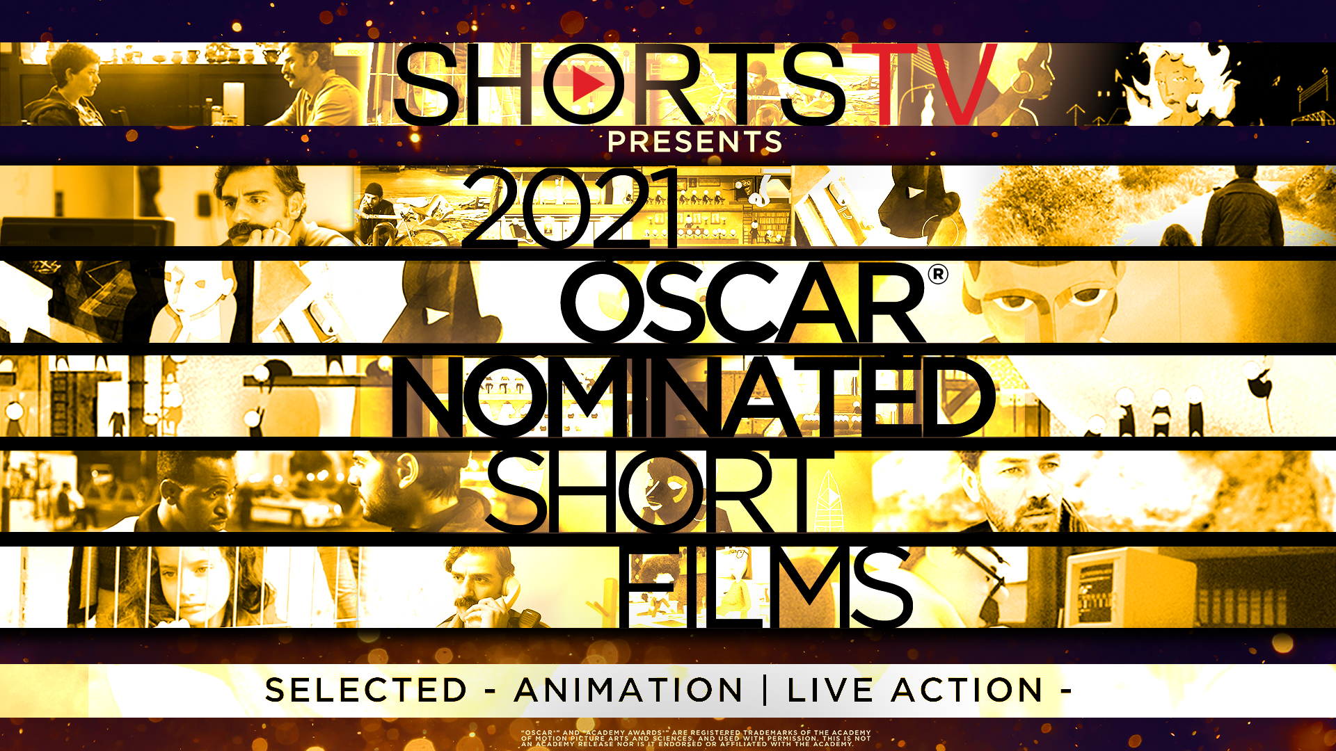 2021 Oscar Nominated Short Films: Selected Animations and Live Action