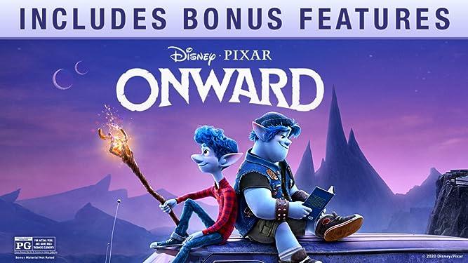 Onward (Plus Bonus Content)