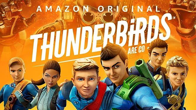 Thunderbirds Are Go Season 3