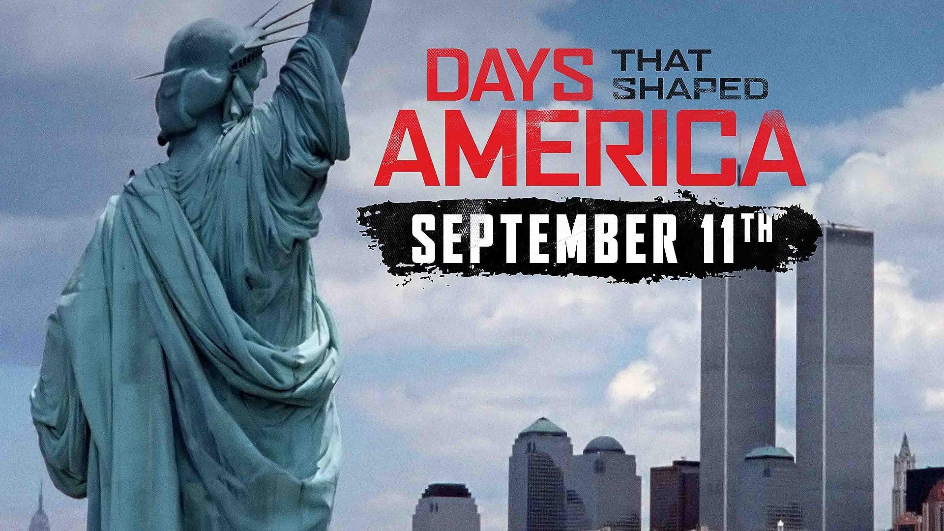 Days That Shaped America Season 1