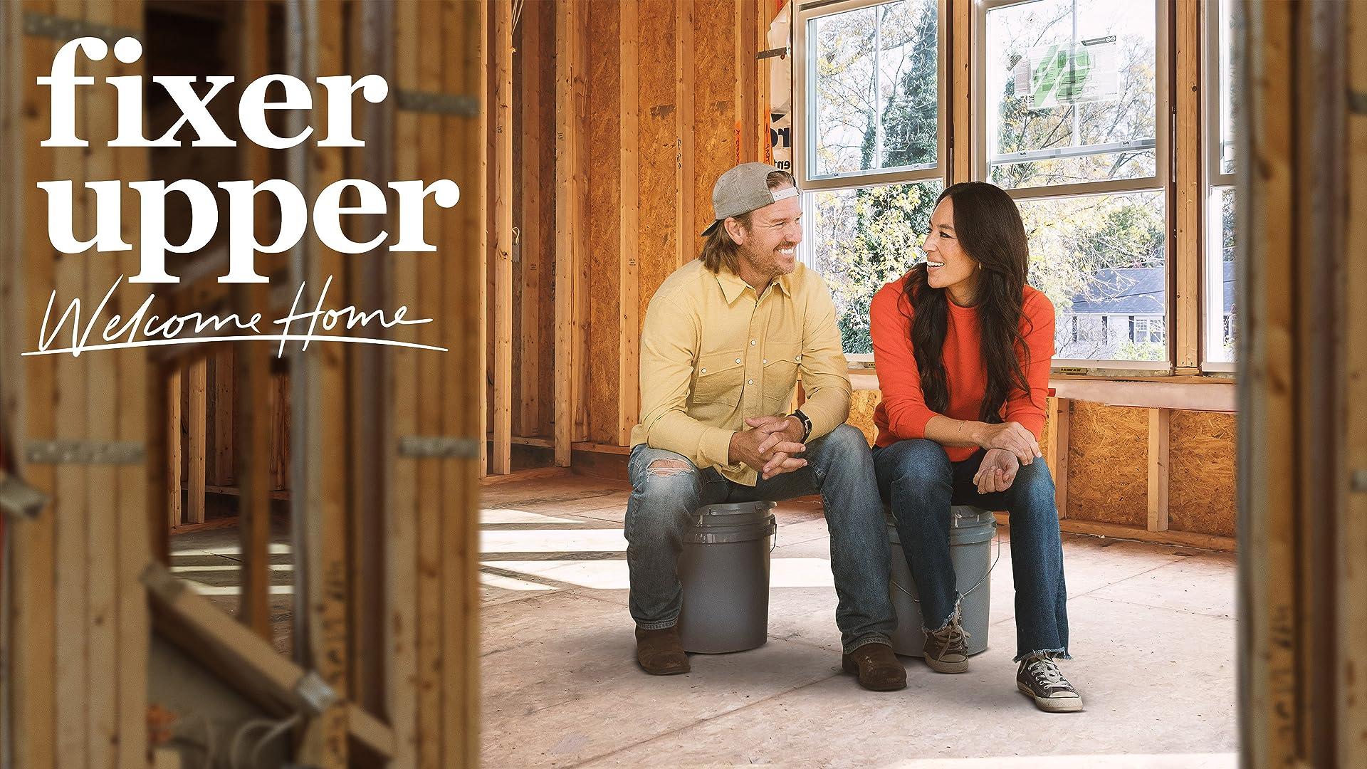 Fixer Upper: Welcome Home - Season 1