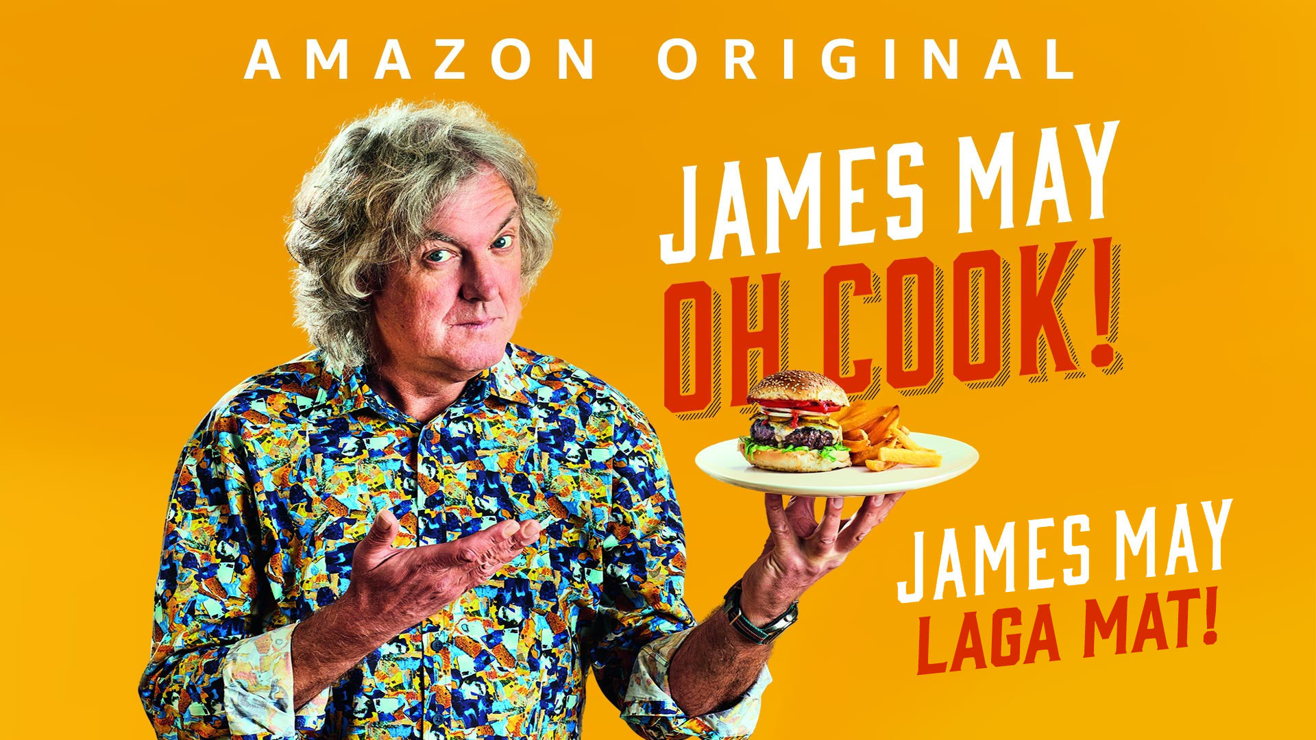 James May: Laga mat! - Säsong 1