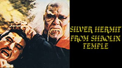 Silver Hermit from Shaolin Temple