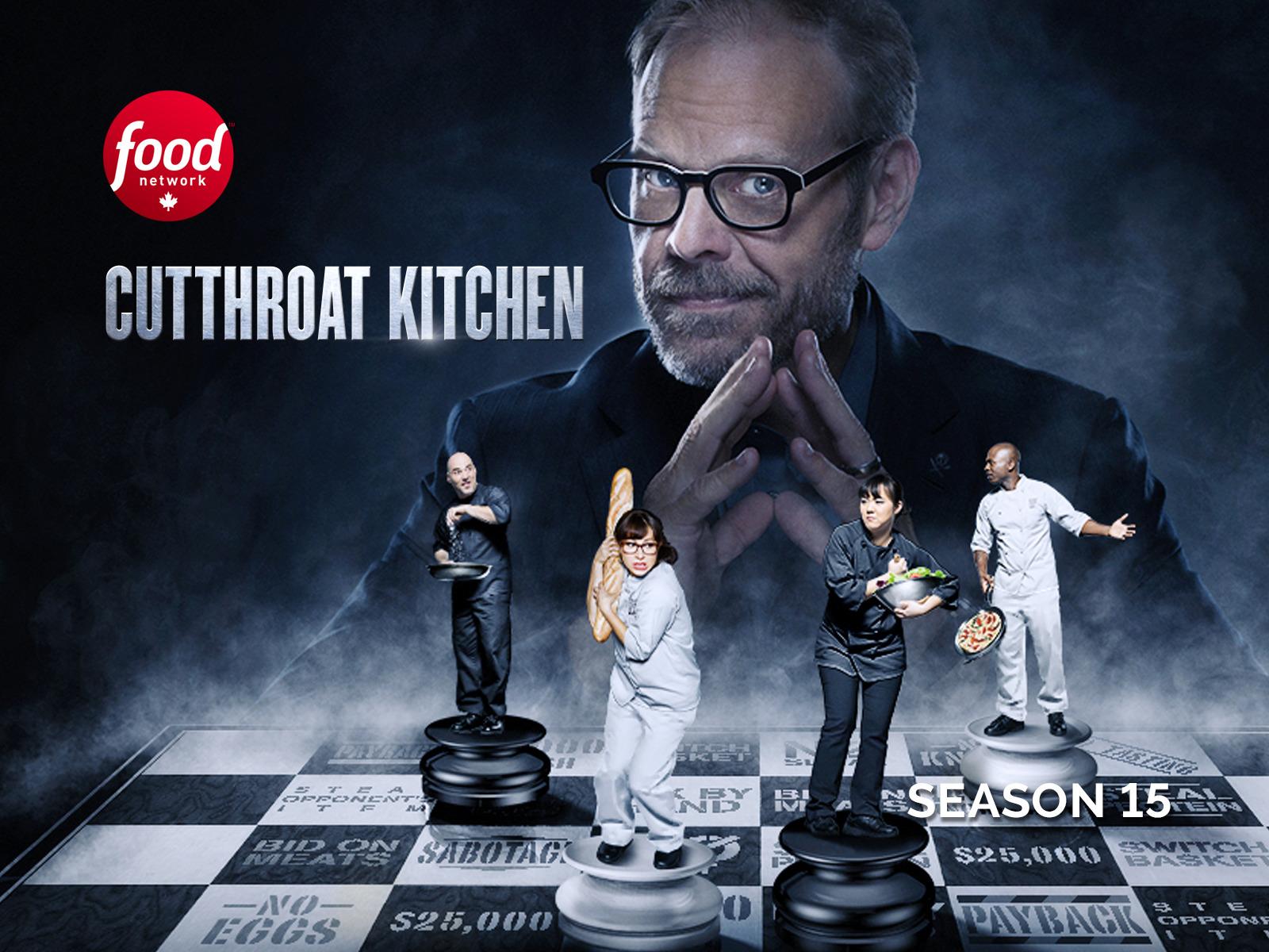 Prime Video Cutthroat Kitchen Season 15