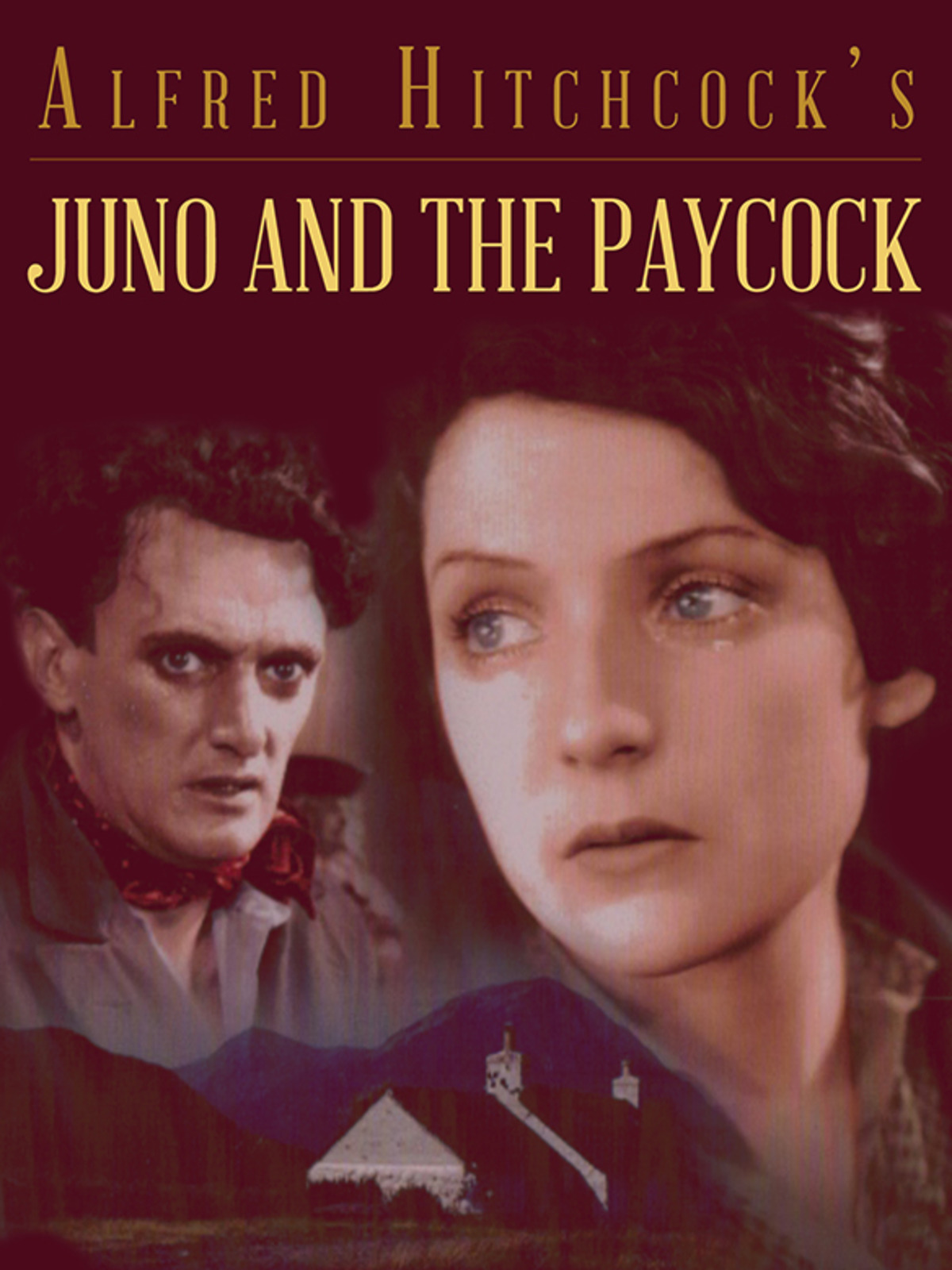 Juno and the Paycock (1930, dir, Alfred Hitchcock) bootleg DVD artwork