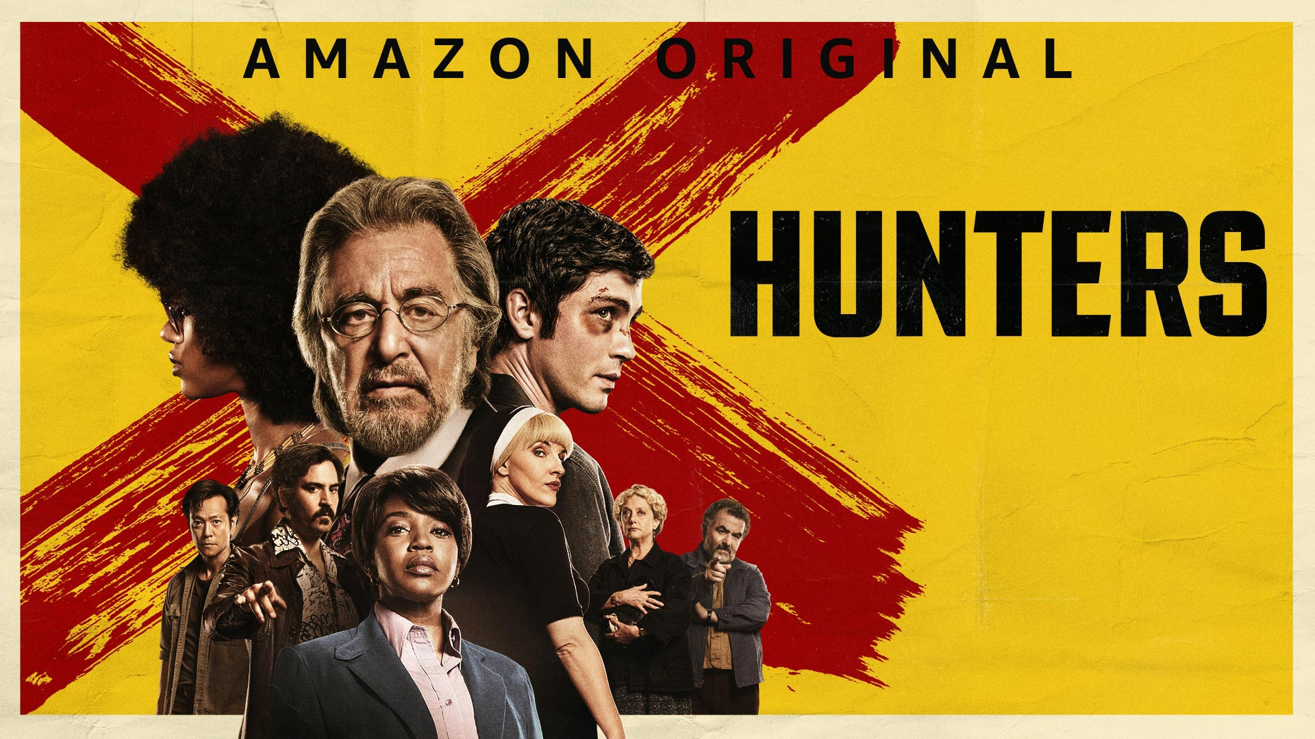 Hunters - Sæson 1