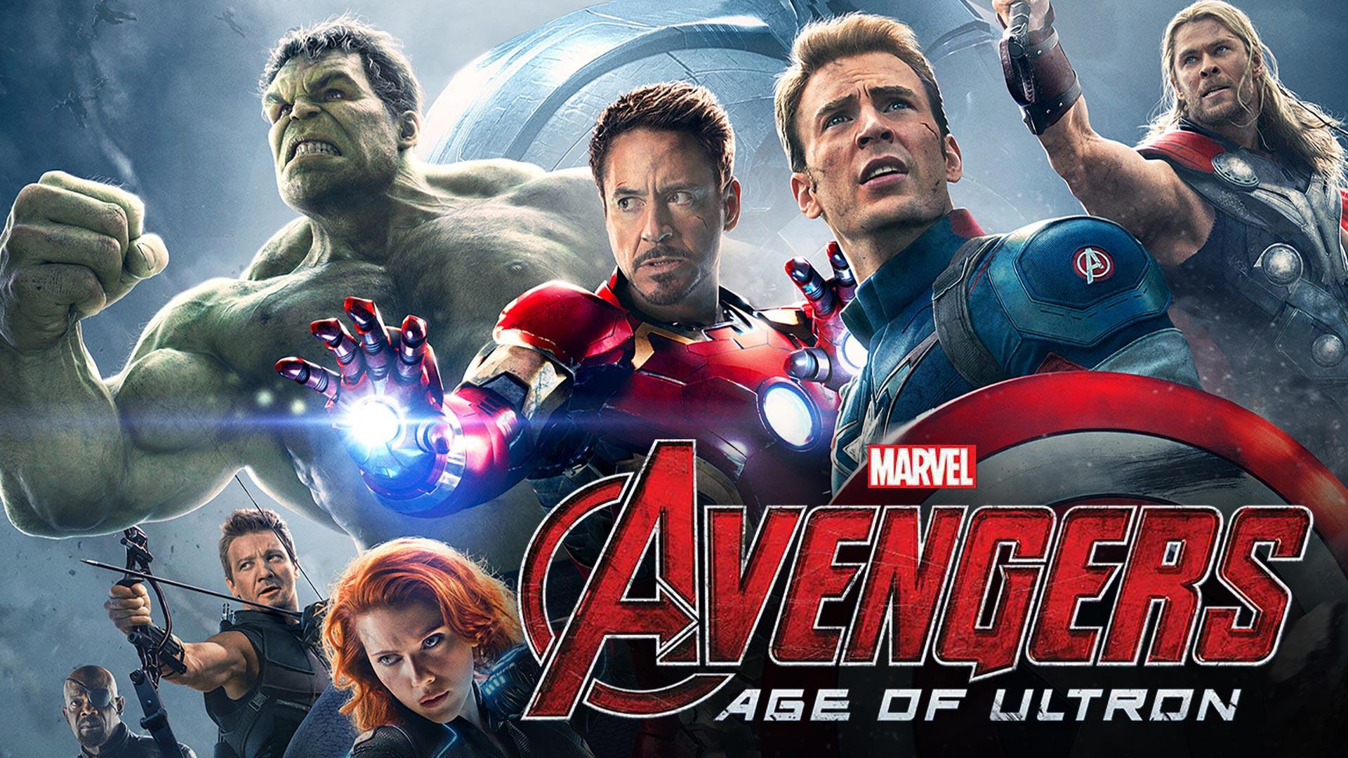 Marvel Studios' Avengers: Age of Ultron (4K UHD)