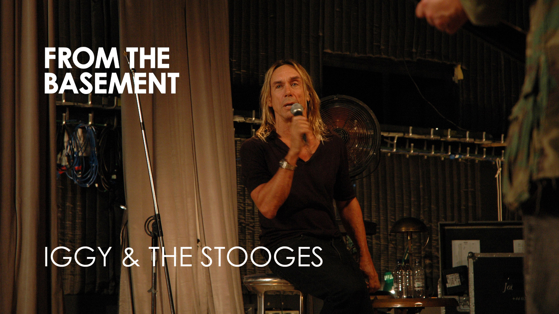 Iggy and the Stooges - From the Basement