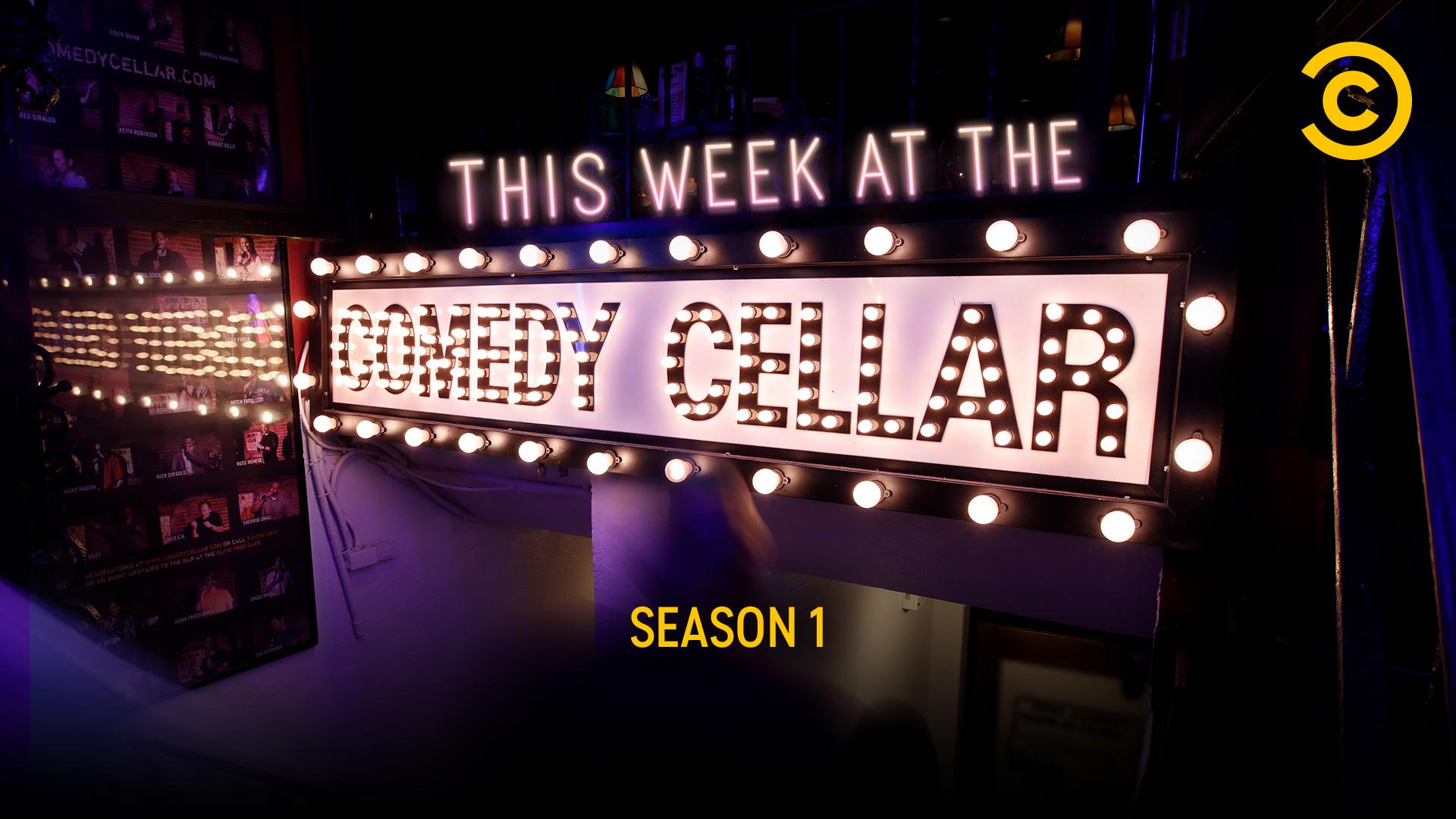This Week at the Comedy Cellar Season 1