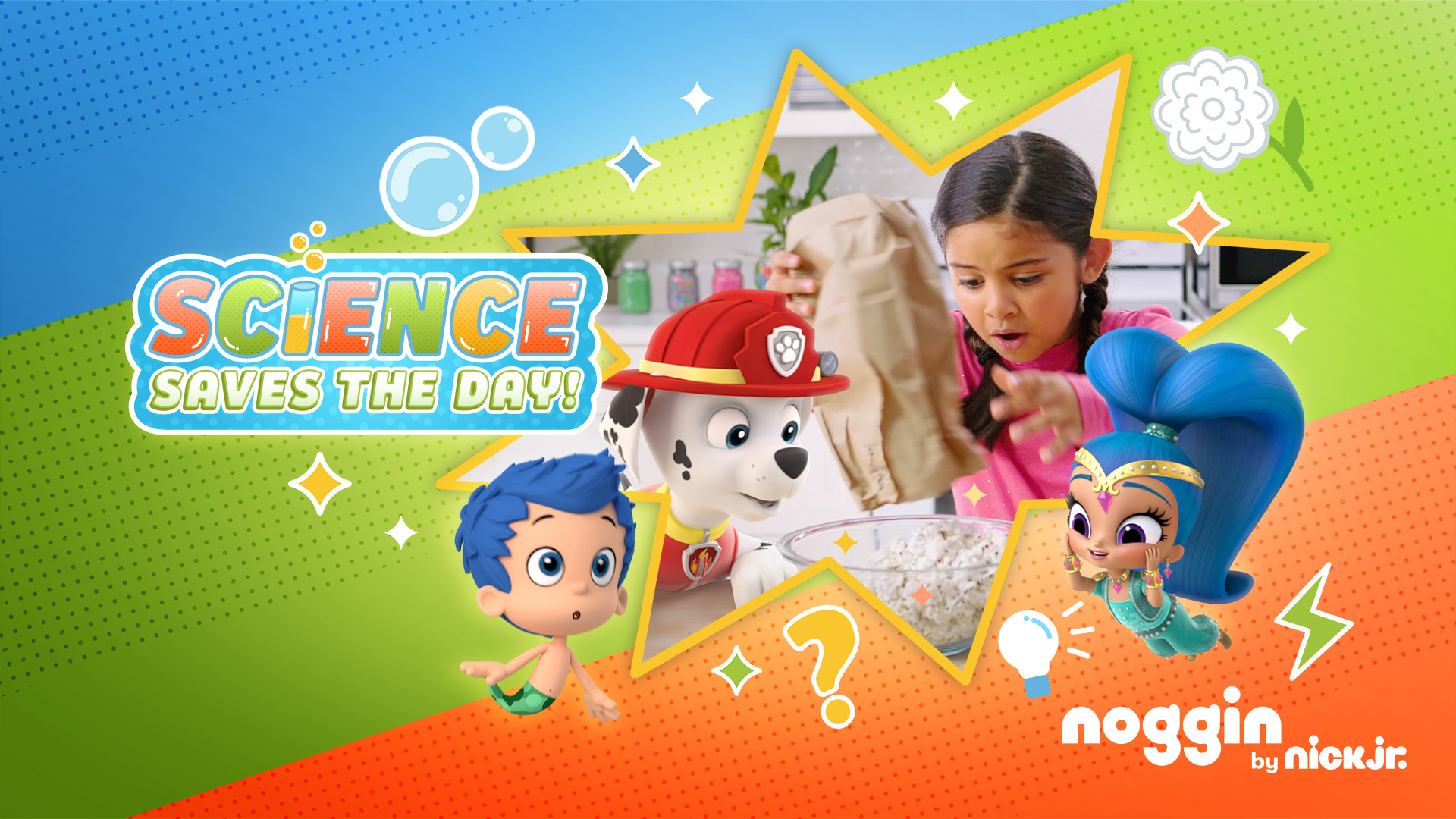 Science Saves the Day Season 1
