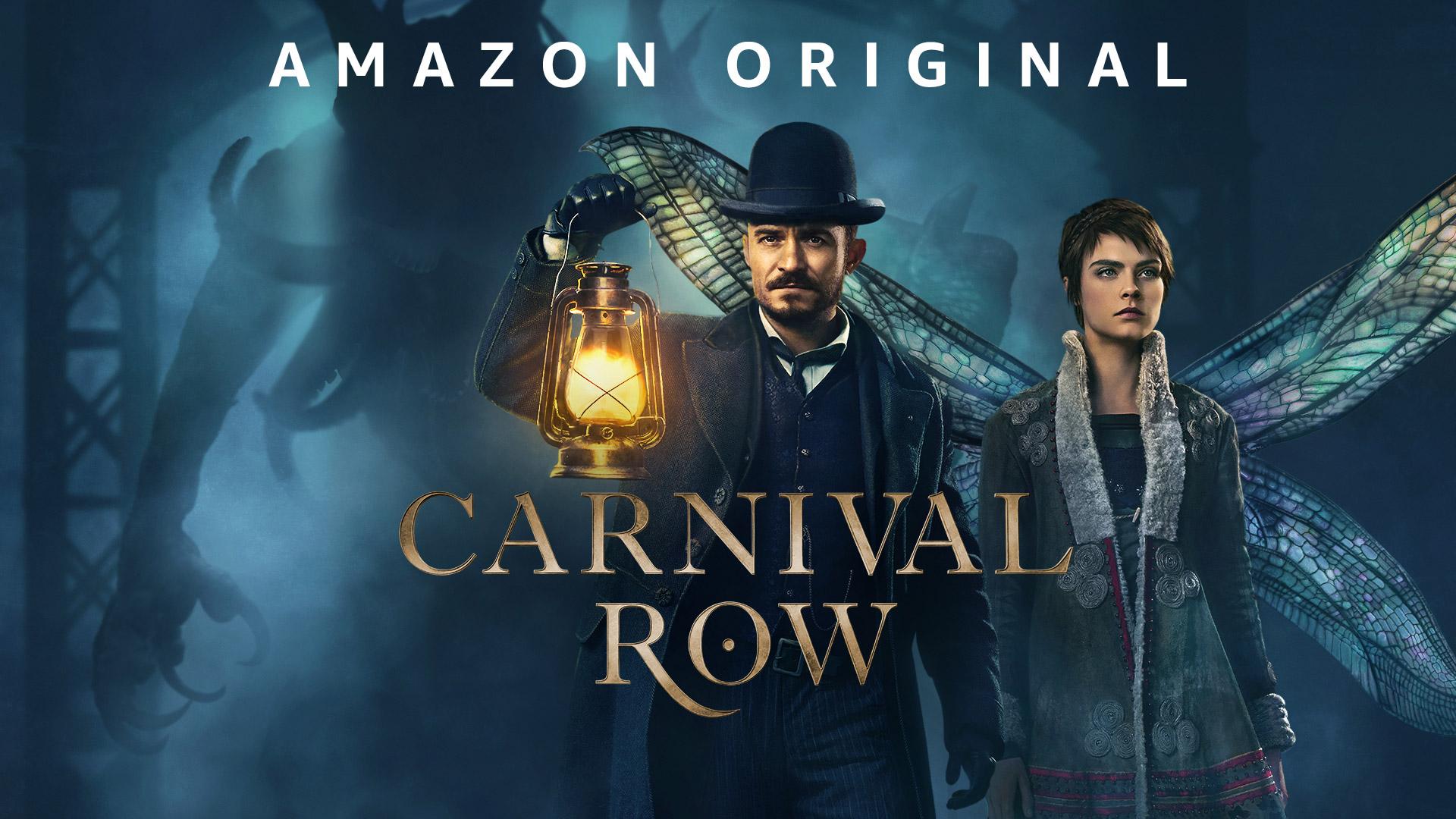 Carnival Row - Säsong 1