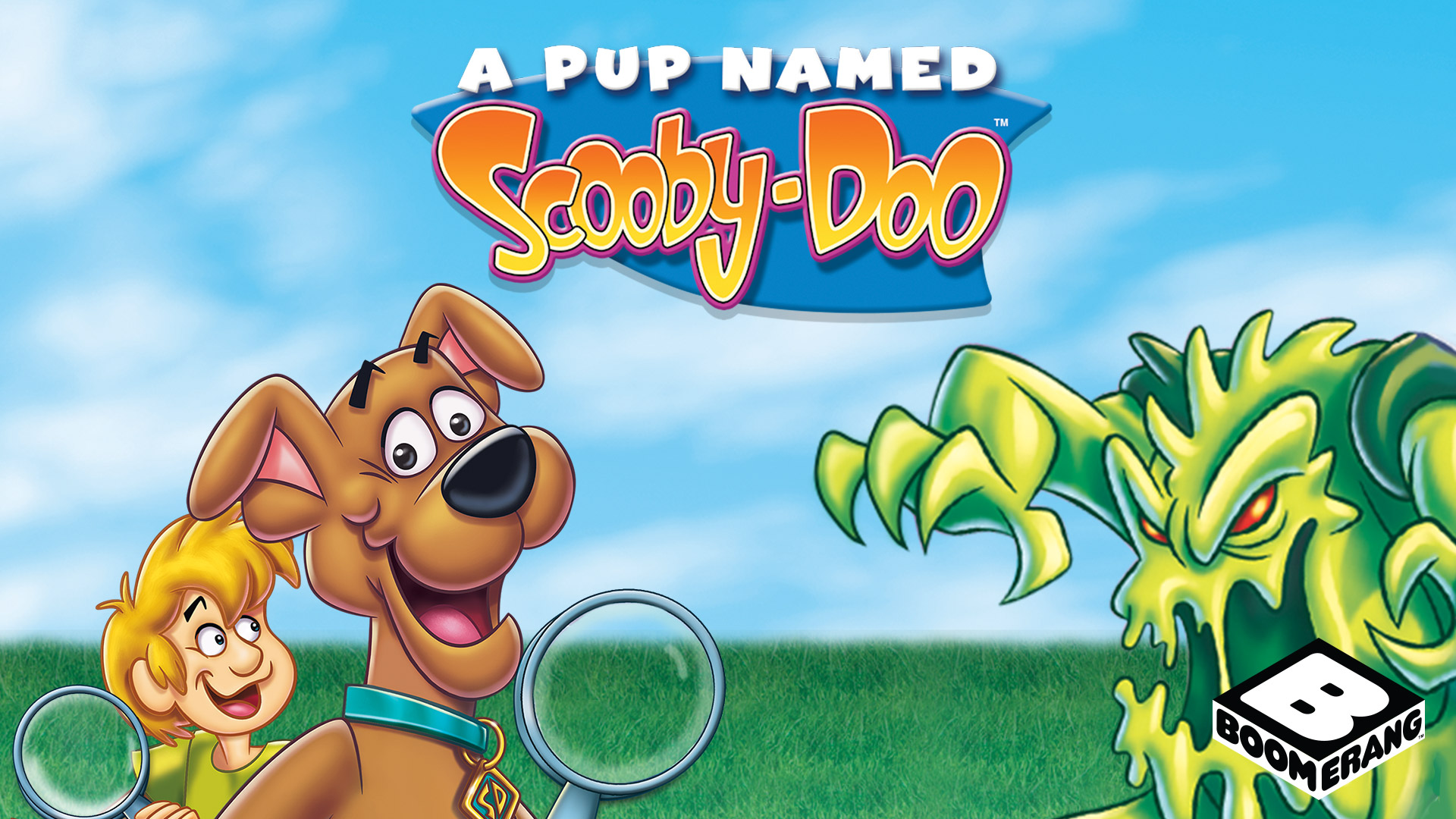 A Pup Named Scooby-Doo: The Complete First Season
