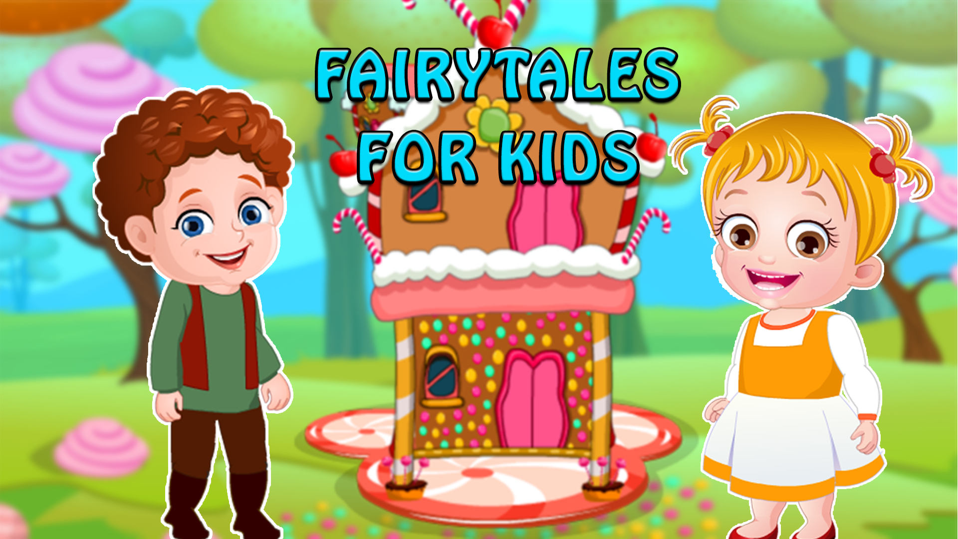 Fairytales for kids