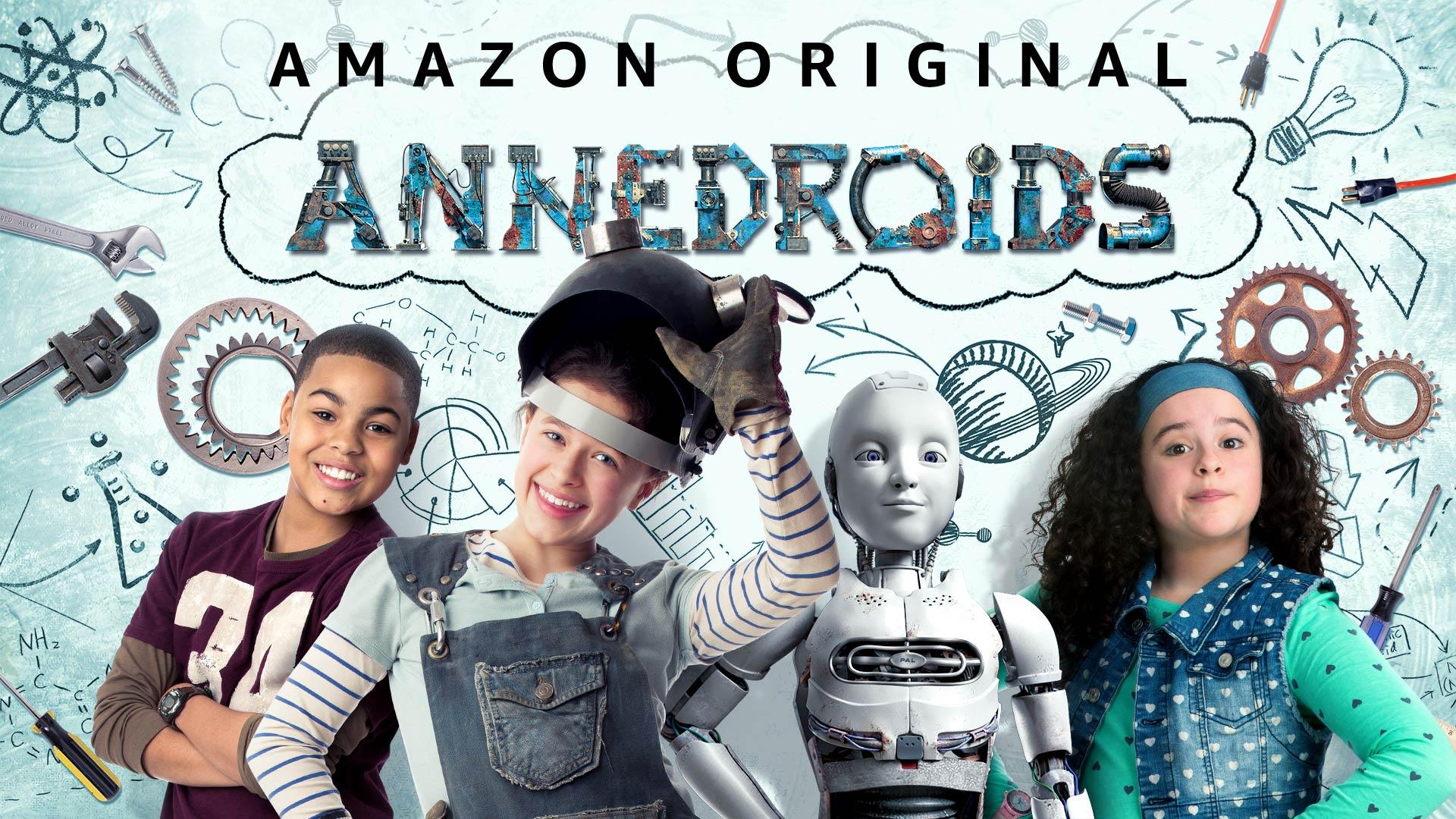 Annedroids Season 1