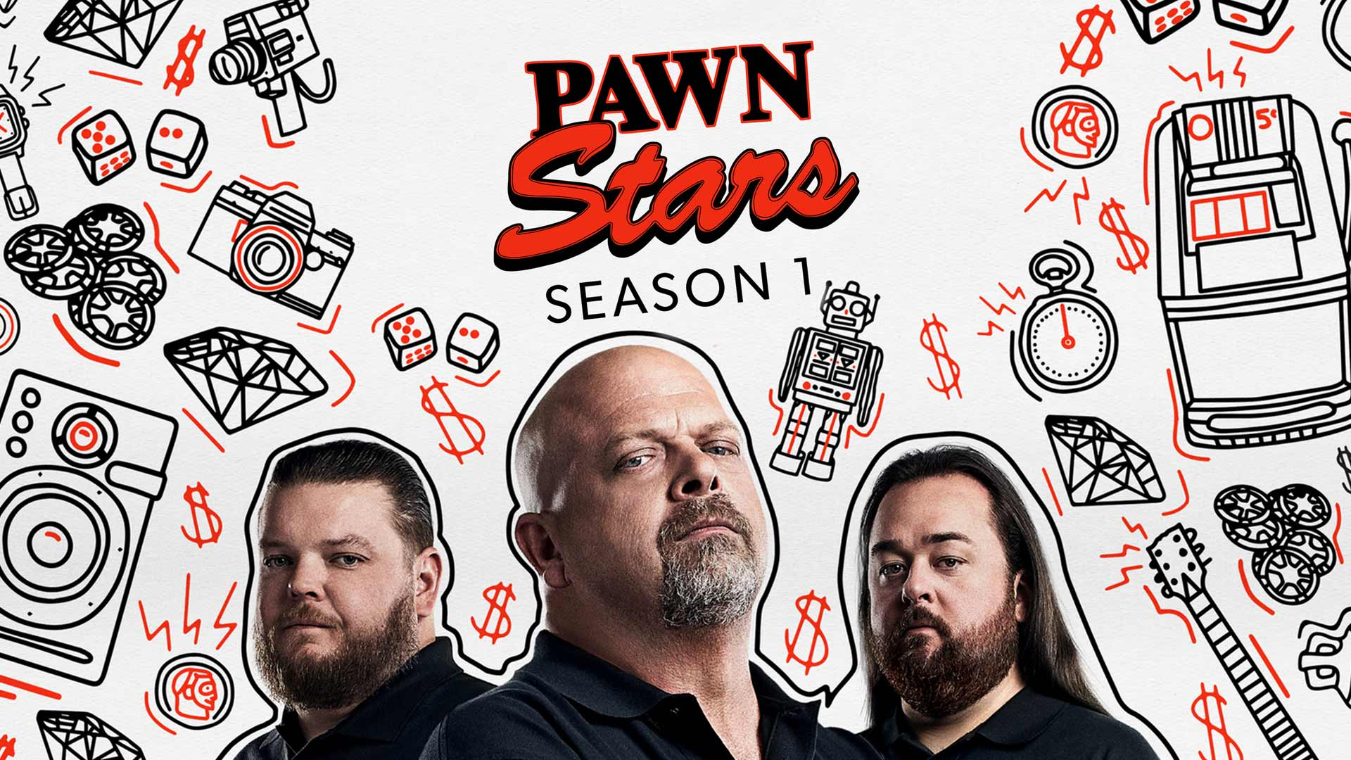 Pawn Stars - Season 1