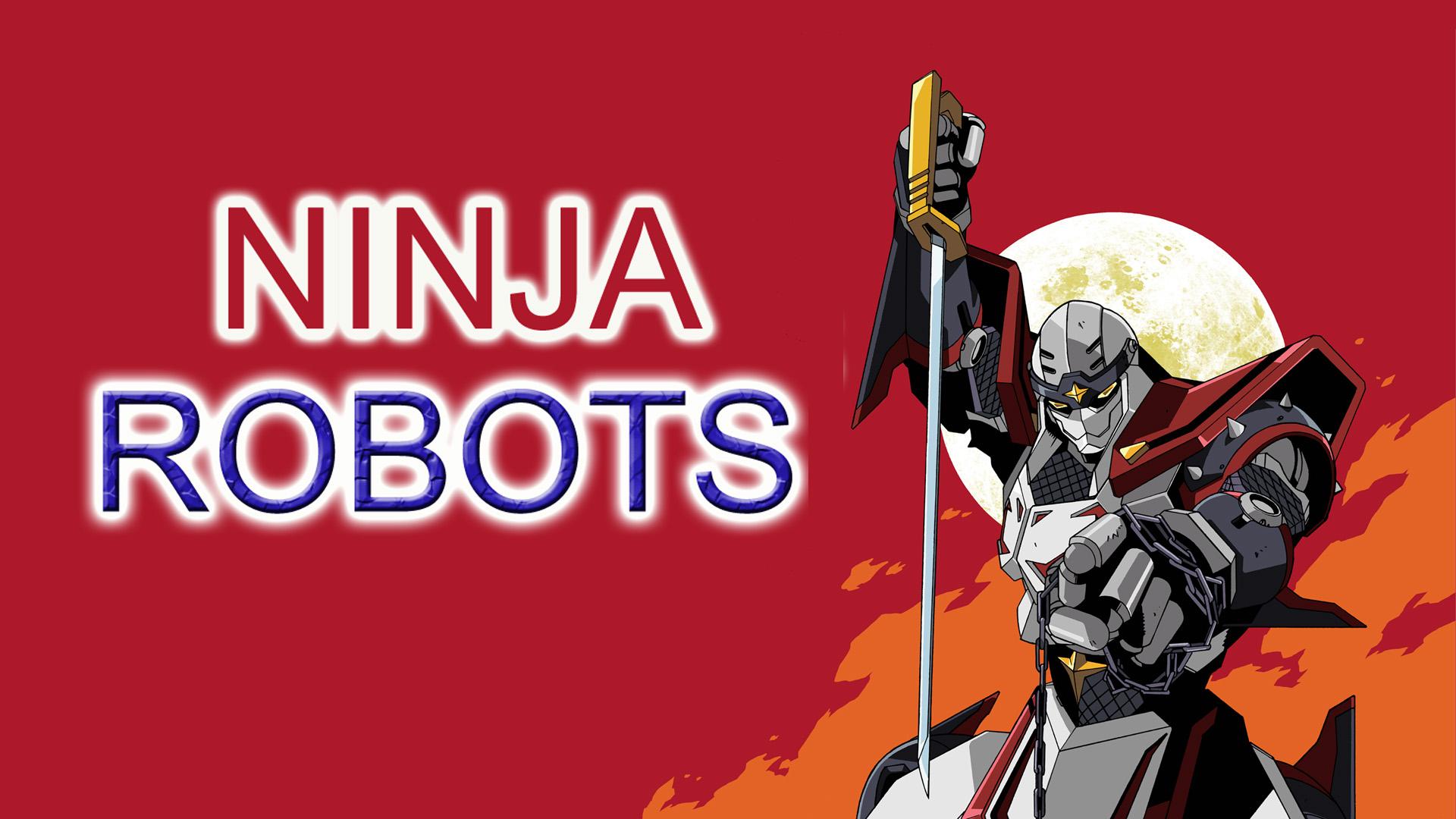 Ninja Robots Season 1