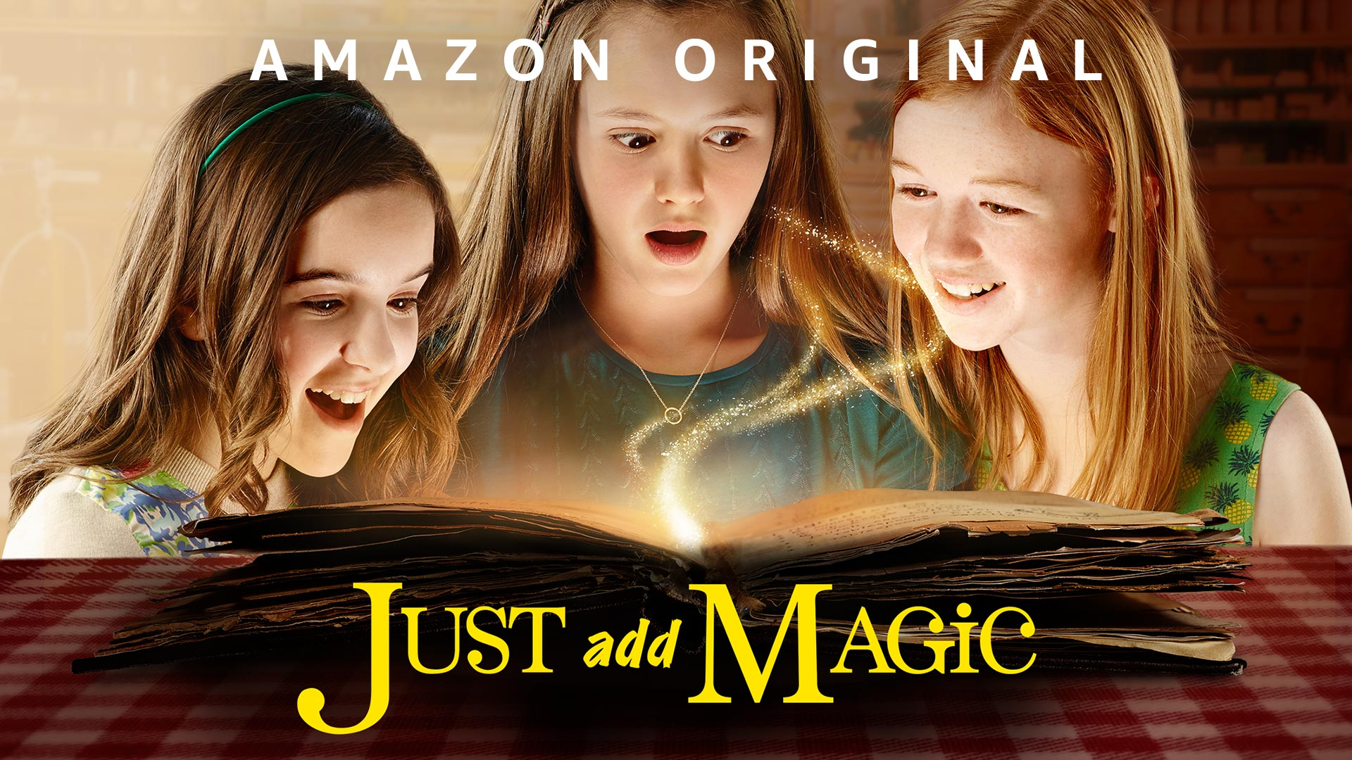 Just Add Magic - Stagione 101