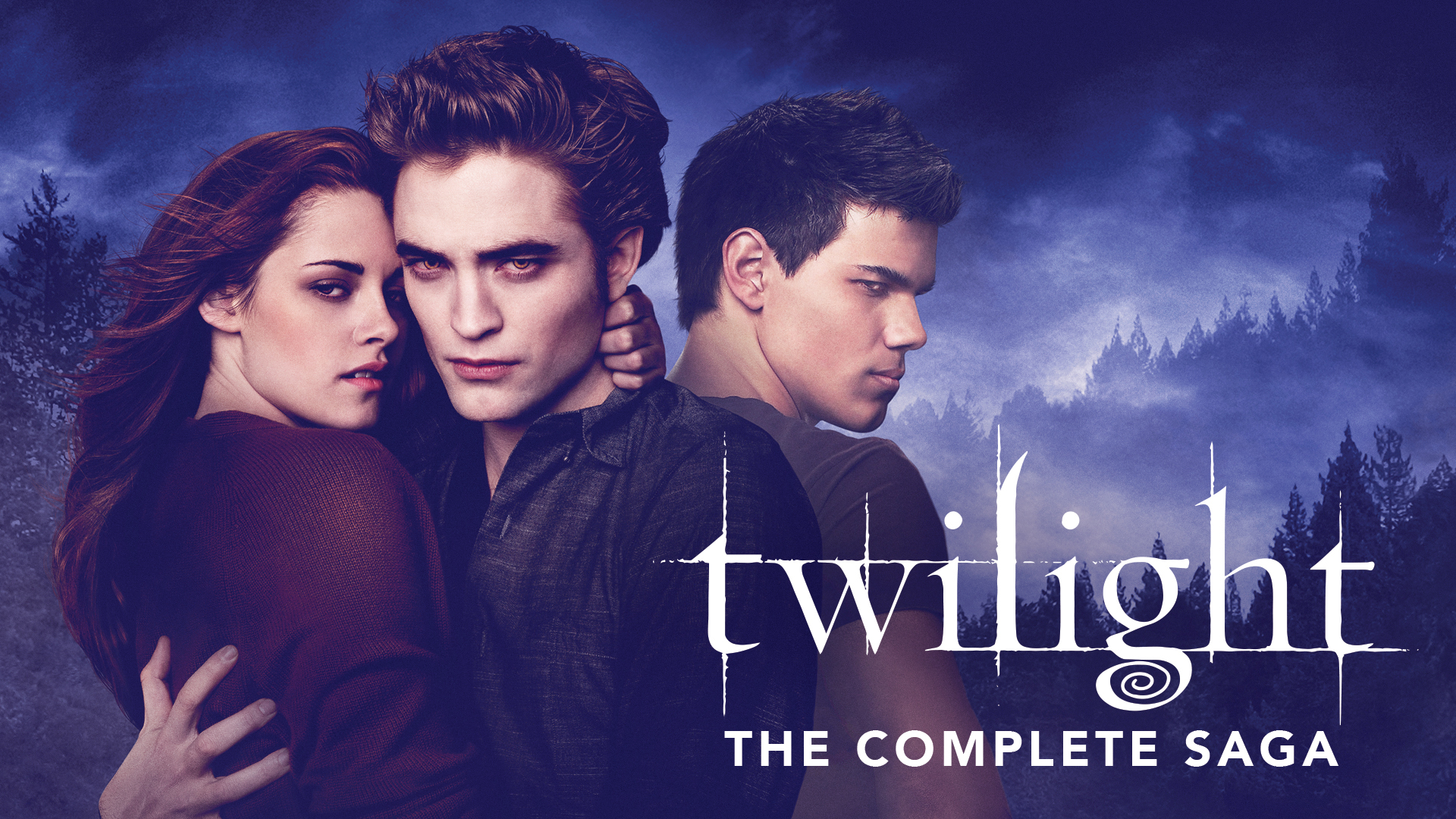 The Twilight Saga: The Complete Movie Collection