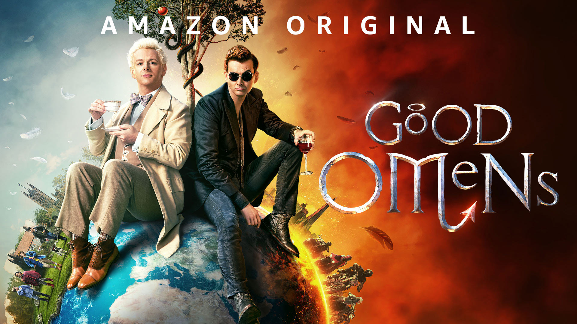 Good Omens - Säsong 1